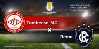 Tombense-MG × Remo