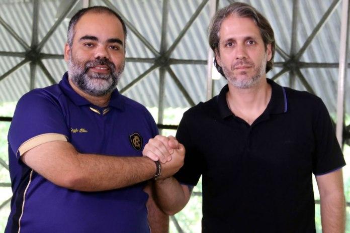 Fábio Bentes e Ricardo Gluck Paul