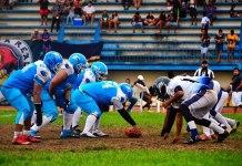 Futebol Americano (Paysandu Lobos × Remo Lions)