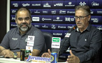 Fábio Bentes e Carlos Kila
