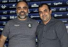 Fábio Bentes e Daniel Costa