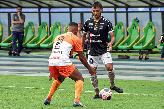 Carajás 0x1 Remo (Robinho)