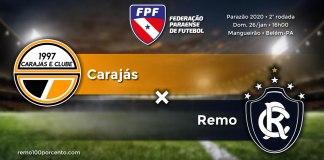 Carajás × Remo
