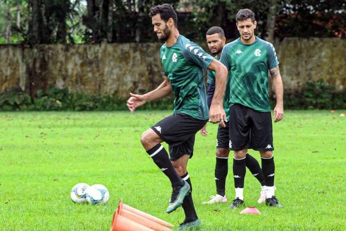 Rafael Jansen, Wesley e Eduardo Ramos