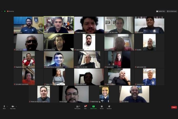 Reunião virtual do Conselho Deliberativo (Condel)