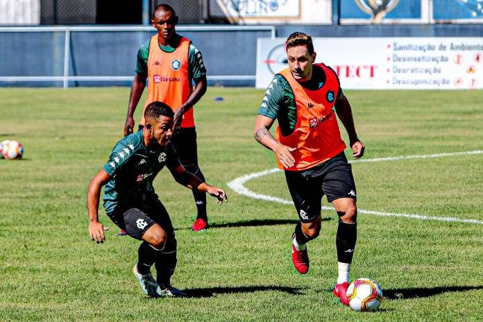 Mimica, Ronald e Eduardo Ramos
