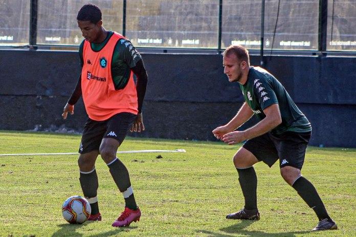 Gelson e Gilberto Alemão