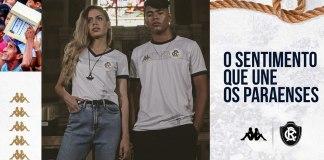 Camisa especial Círio 2020 Kappa