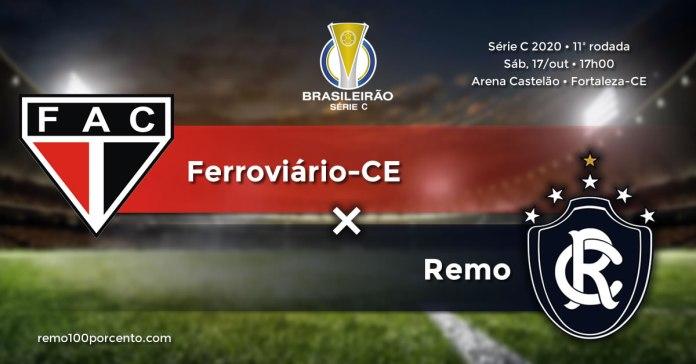 Ferroviário-CE × Remo