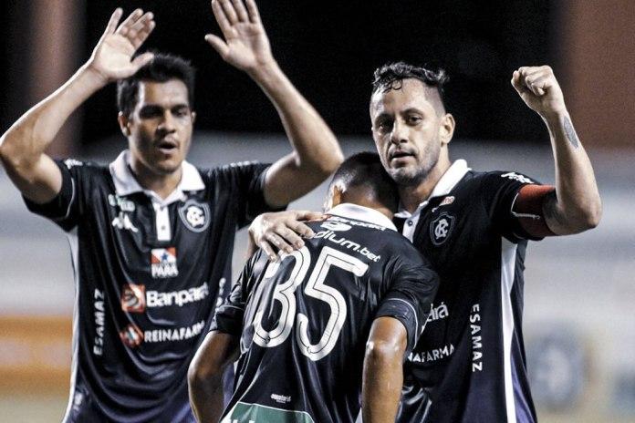 Remo 5×0 Imperatriz-MA (Lucas Siqueira, Hélio Borges e Eduardo Ramos)