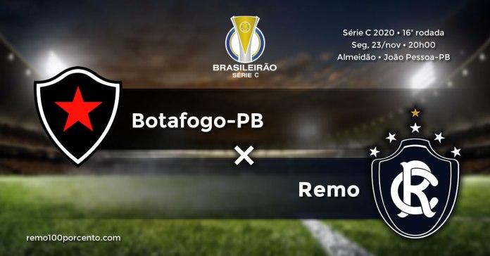 Botafogo-PB × Remo