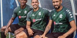 Mimica, Riscardo Luz e Marlon