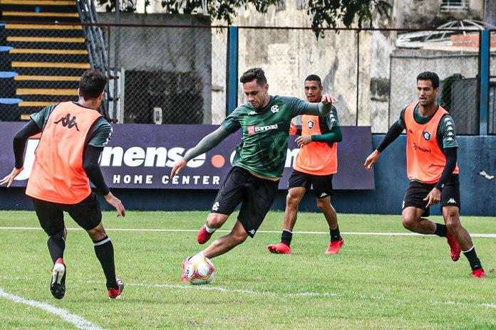 Lucas Siqueira, Eduardo Ramos, Hélio Borges e Rafael Jansen