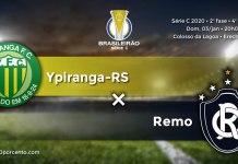 Ypiranga-RS × Remo