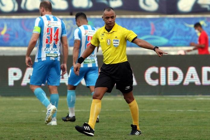 Remo 0×1 PSC (Wilton Pereira Sampaio, Fifa-GO)