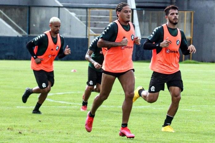 Ricardo Luz, Felipe Gedoz e Fredson
