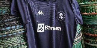 """Camisa do Remo 2021 """"Soberana"""" - Kappa"""