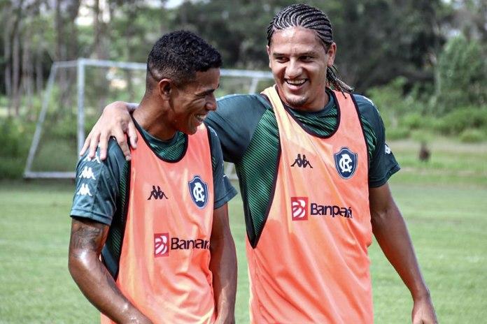 Dioguinho e Felipe Gedoz