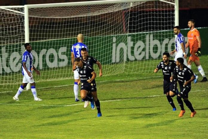 Esportivo-RS 0×2 Remo (Felipe Gedoz, Renan Gorne, Gabriel Lima e Dioguinho)