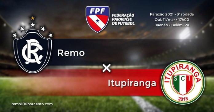 Remo × Itupiranga