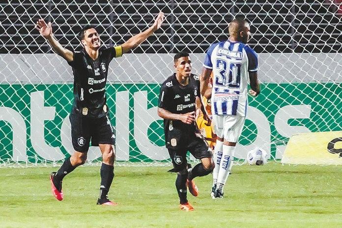 CSA-AL 1(5)×(6)1 Remo (Lucas Siqueira e Dioguinho)