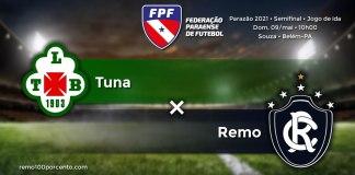 Tuna × Remo