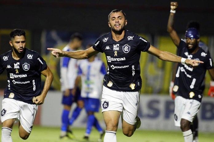 Remo 1×0 Águia (Gabriel Lima, Edson Cariús e Erick Flores)