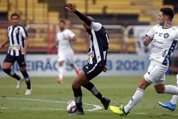 Botafogo-RJ 3×0 Remo (Thiago Ennes)
