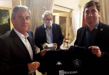 Luis Faro Ramos e Luiz Paulo Pina
