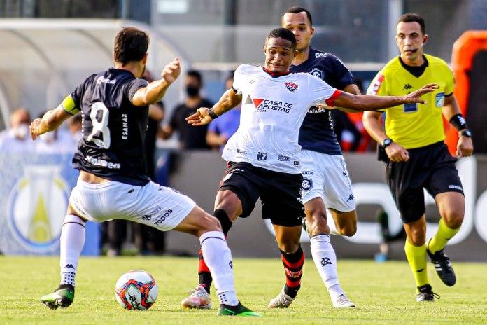 Remo 0×0 Vitória-BA (Lucas Siqueira e Anderson Uchôa)