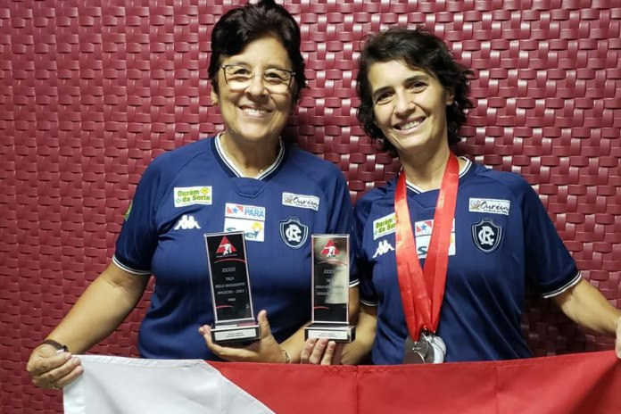 Dupla azulina conquista bicampeonato da Taça BH de Boliche