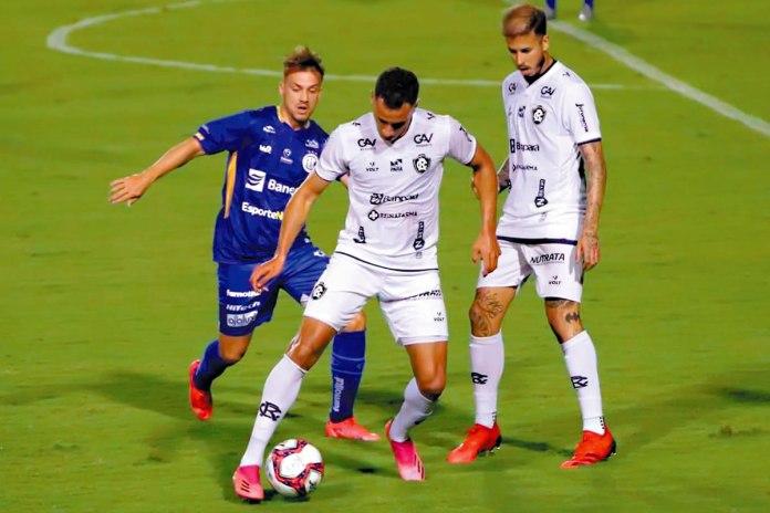 Confiança-SE 1×2 Remo (Renan Gorne e Marcos Júnior)