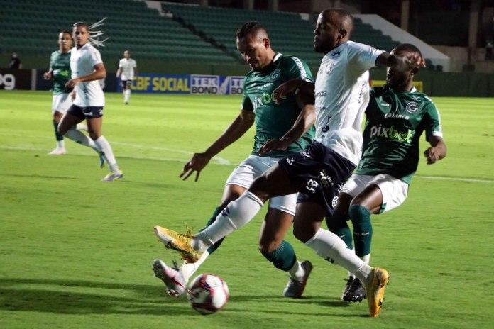 Goiás-GO 1×1 Remo (Felipe Gedoz e Victor Andrade)