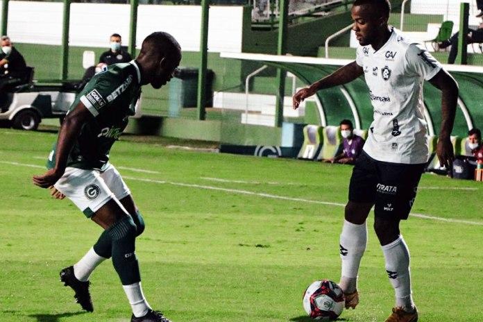 Goiás-GO 1×1 Remo (Victor Andrade)