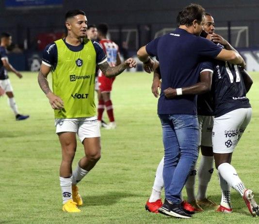 Remo 1×0 Náutico-PE (Pingo, Felipe Conceição e Jefferson)