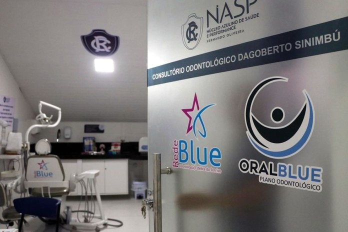 Consultório Odontológico Dagoberto Sinumbú, NASP (Núcleo Azulino de Saúde e Performance)
