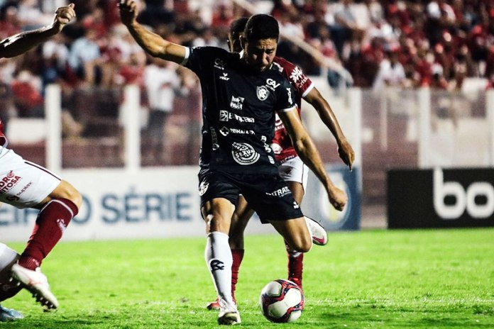 Vila Nova-GO 1×0 Remo (Neto Pessoa)