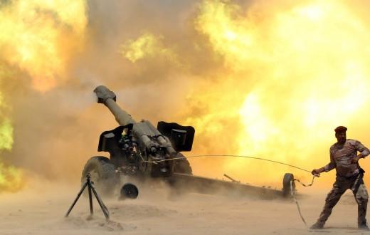 Fallujah cannone cop