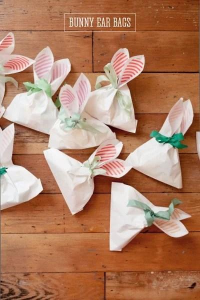 Bunny Ear Treat Bags