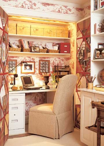 French Country Office