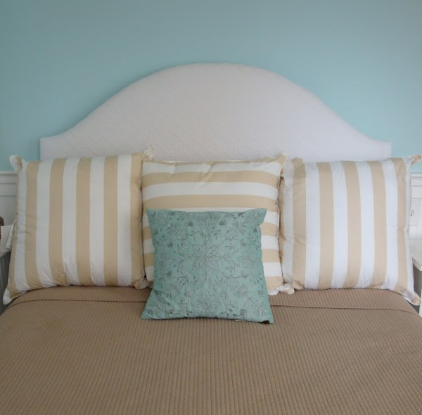 Sweet Dreams DIY Headboard