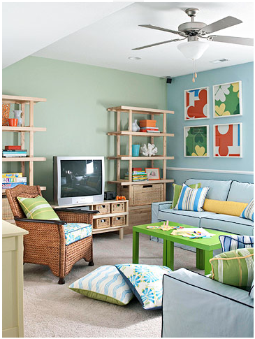 Tips for Organizing the Playroom