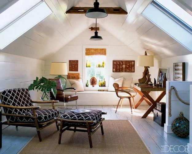 Relaxed Hamptons Loft