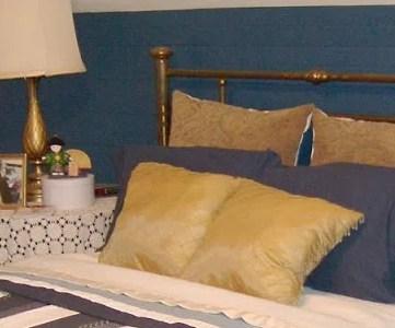 Blue Room; Retro Remodel