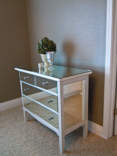 how to make a mirrored dresser from an old dresser tutorial (8)