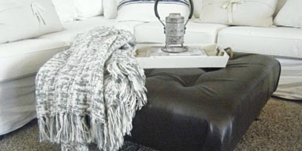 Remodelaholic Ottoman From Scratch Guest