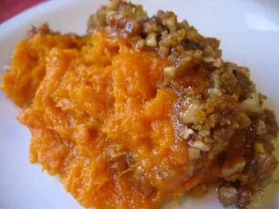 Sweet Potato Casserole1