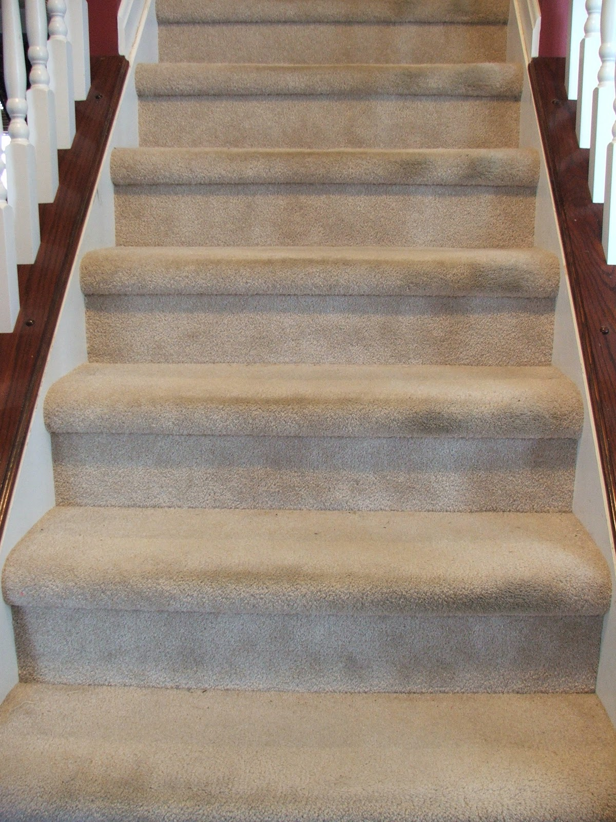40 Get Rid Of Those Ugly Carpeted Stairs With This Tutorial, By Cleverly  Inspired,