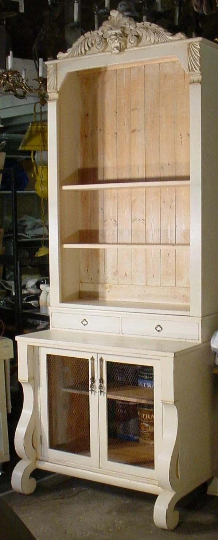 Remodelaholic Dresser To Bookcase Furniture Remodel
