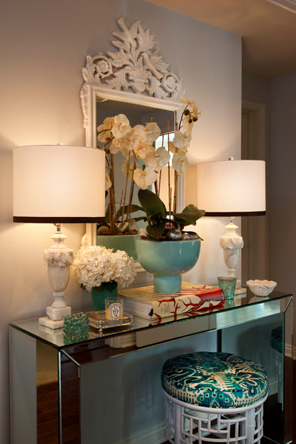 staging your foyer